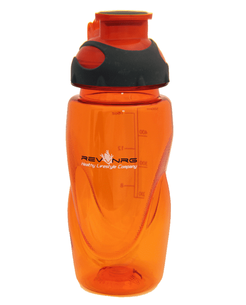 Water Bottle Front