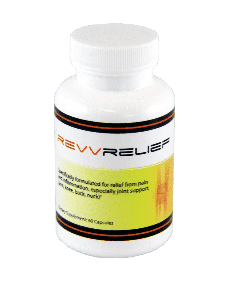 Revv Relief 3D View