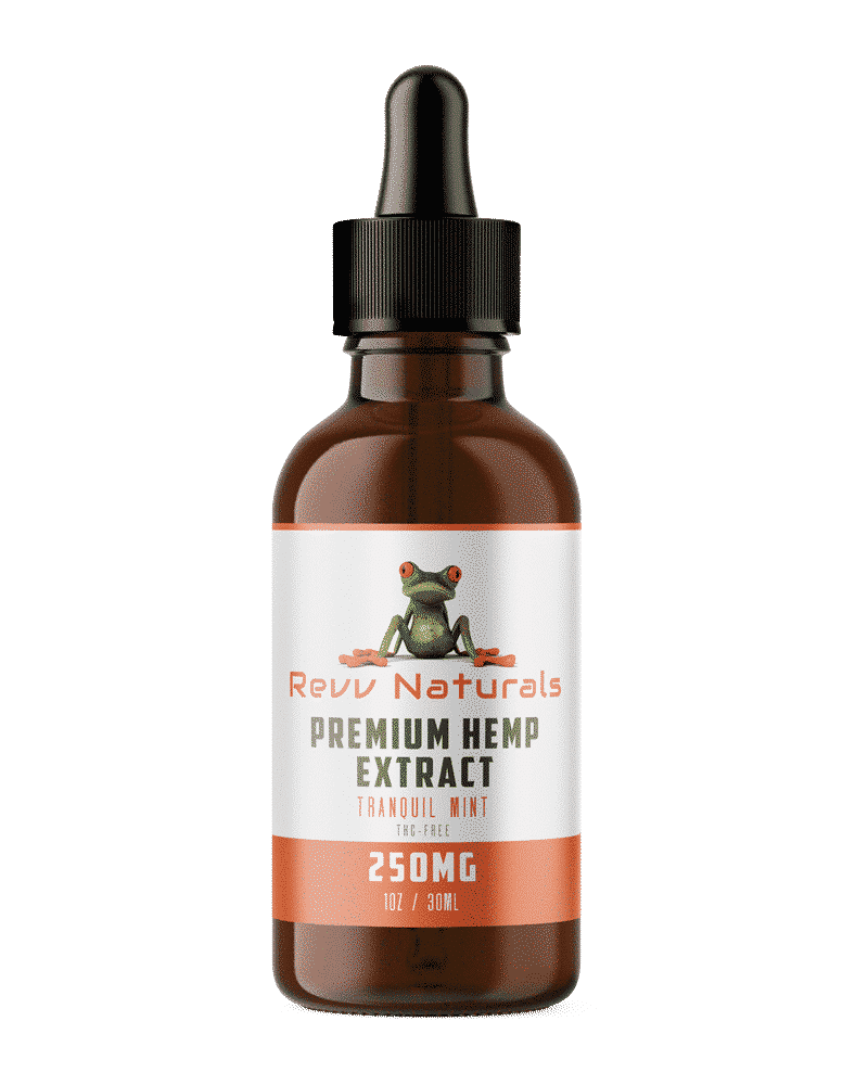 Revv-Worldwide_Tinctures_Mint_250mg_Front